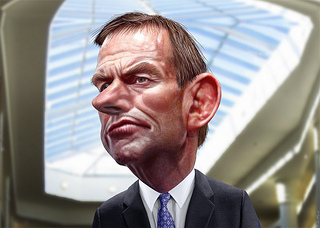 I want to hear the good things about Tony Abbott | Café Whispers